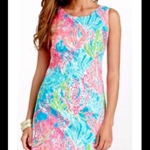 Lilly Pulitzer Delia Shift Lets Cha Cha Holy Grail